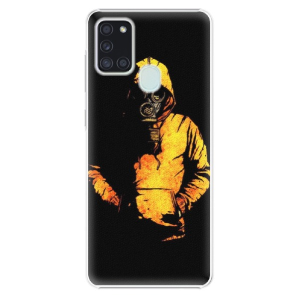 Plastové pouzdro iSaprio - Chemical - Samsung Galaxy A21s