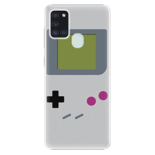 Plastové pouzdro iSaprio - The Game - Samsung Galaxy A21s