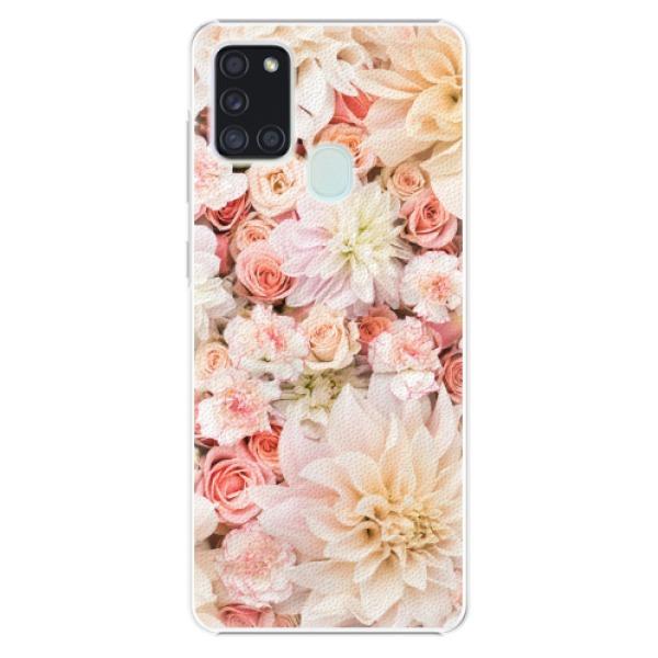 Plastové pouzdro iSaprio - Flower Pattern 06 - Samsung Galaxy A21s