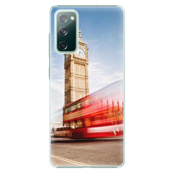 Plastové pouzdro iSaprio - London 01 - Samsung Galaxy S20 FE