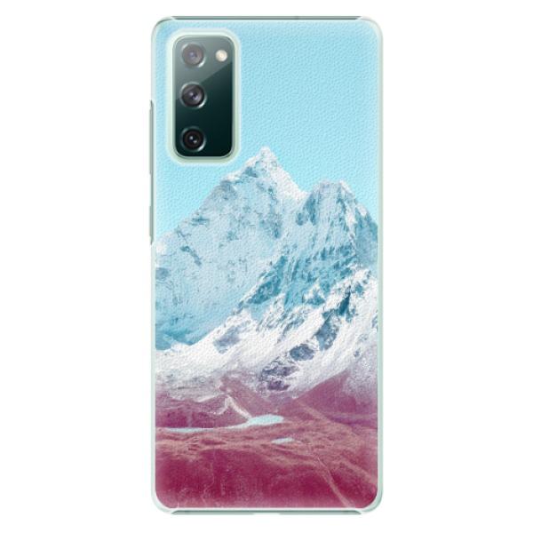 Plastové pouzdro iSaprio - Highest Mountains 01 - Samsung Galaxy S20 FE