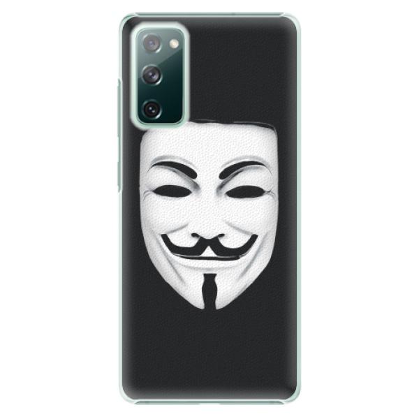 Plastové pouzdro iSaprio - Vendeta - Samsung Galaxy S20 FE