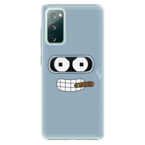 Plastové pouzdro iSaprio - Bender - Samsung Galaxy S20 FE