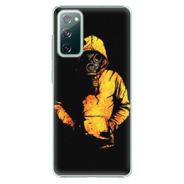 Plastové pouzdro iSaprio - Chemical - Samsung Galaxy S20 FE