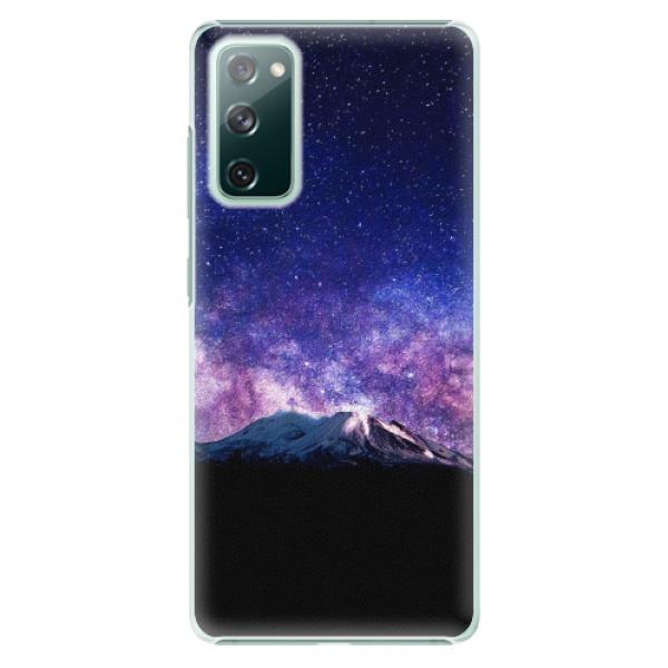 Plastové pouzdro iSaprio - Milky Way - Samsung Galaxy S20 FE