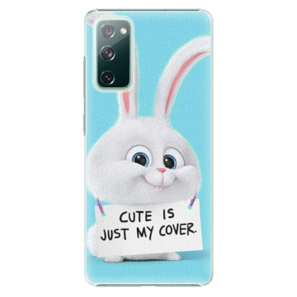 Plastové pouzdro iSaprio - My Cover - Samsung Galaxy S20 FE