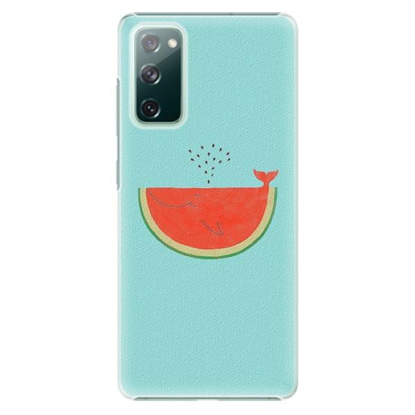 Plastové pouzdro iSaprio - Melon - Samsung Galaxy S20 FE