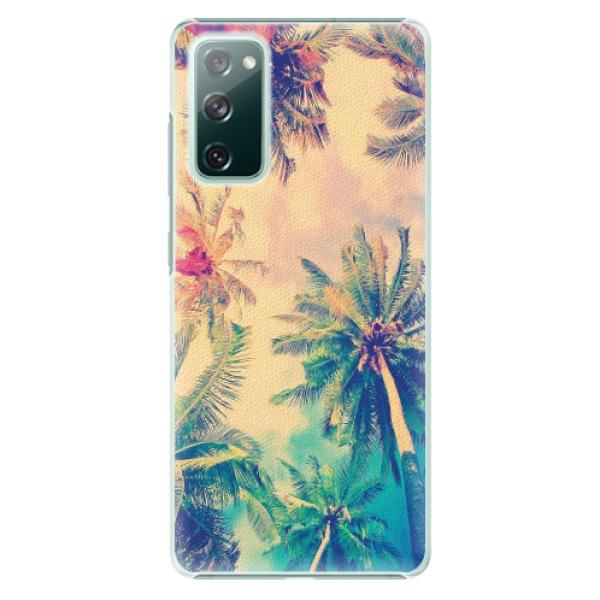 Plastové pouzdro iSaprio - Palm Beach - Samsung Galaxy S20 FE