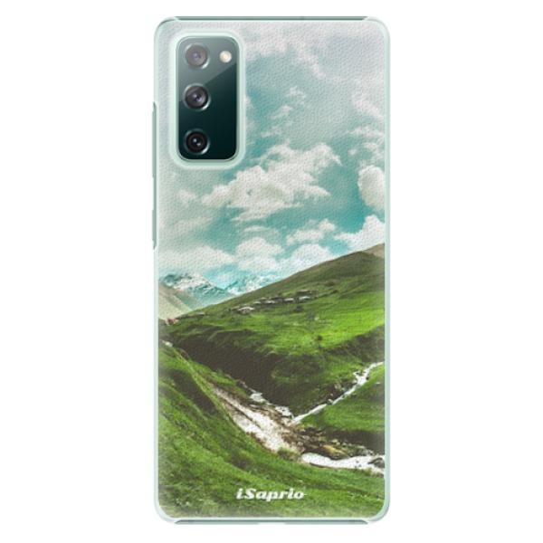 Plastové pouzdro iSaprio - Green Valley - Samsung Galaxy S20 FE