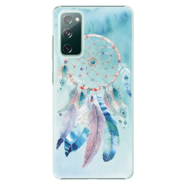 Plastové pouzdro iSaprio - Dreamcatcher Watercolor - Samsung Galaxy S20 FE