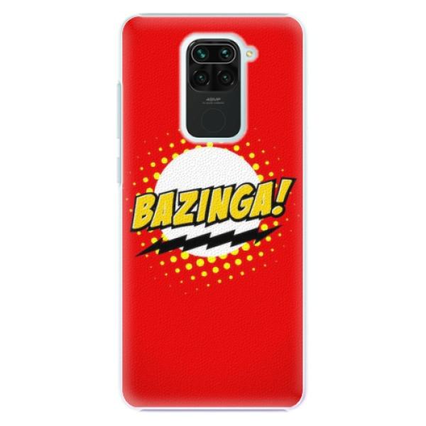Plastové pouzdro iSaprio - Bazinga 01 - Xiaomi Redmi Note 9