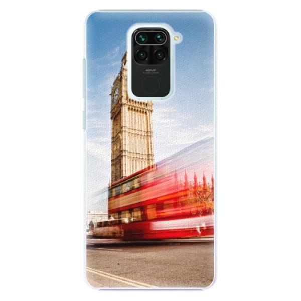 Plastové pouzdro iSaprio - London 01 - Xiaomi Redmi Note 9