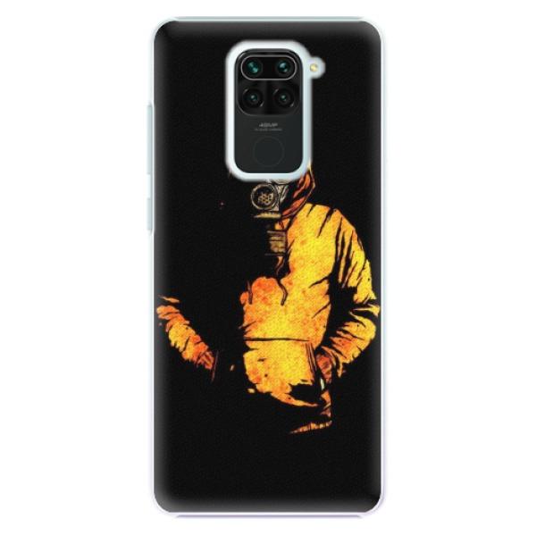 Plastové pouzdro iSaprio - Chemical - Xiaomi Redmi Note 9