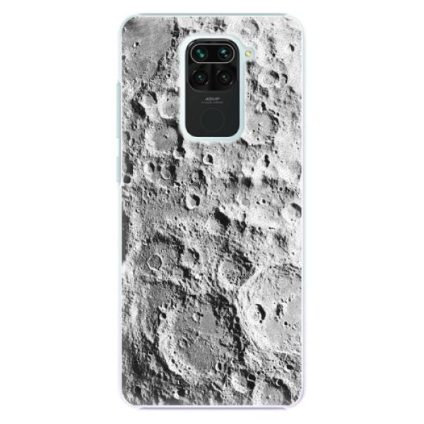 Plastové pouzdro iSaprio - Moon Surface - Xiaomi Redmi Note 9