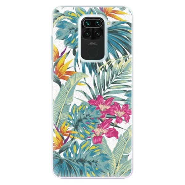 Plastové pouzdro iSaprio - Tropical White 03 - Xiaomi Redmi Note 9