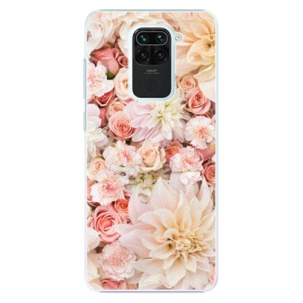Plastové pouzdro iSaprio - Flower Pattern 06 - Xiaomi Redmi Note 9