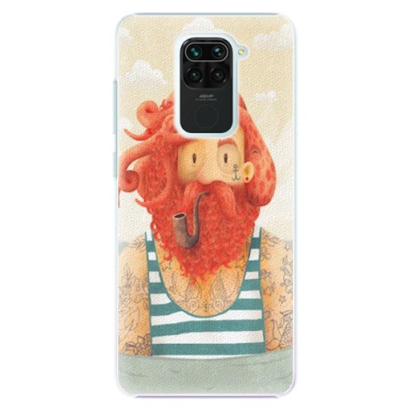 Plastové pouzdro iSaprio - Sailor - Xiaomi Redmi Note 9