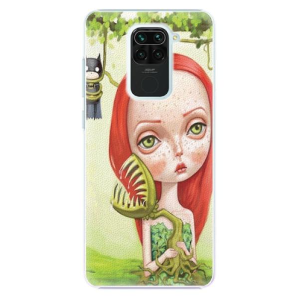 Plastové pouzdro iSaprio - Poison - Xiaomi Redmi Note 9