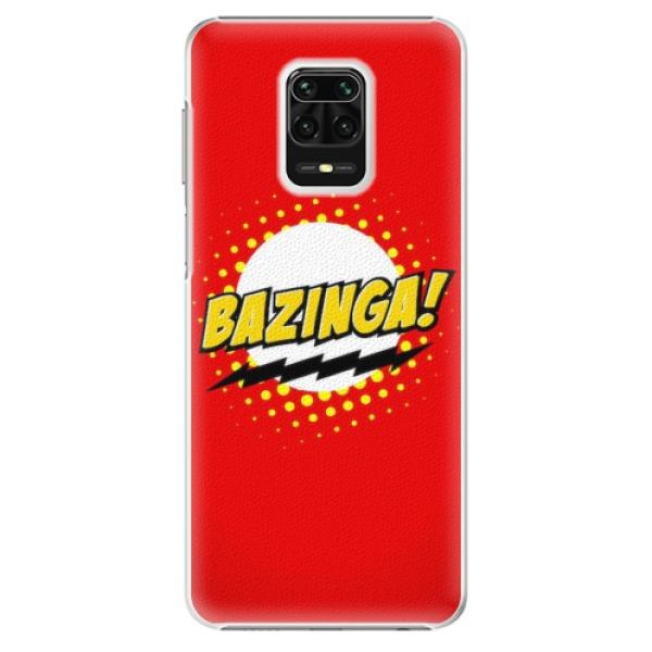 Plastové pouzdro iSaprio - Bazinga 01 - Xiaomi Redmi Note 9 Pro / Note 9S