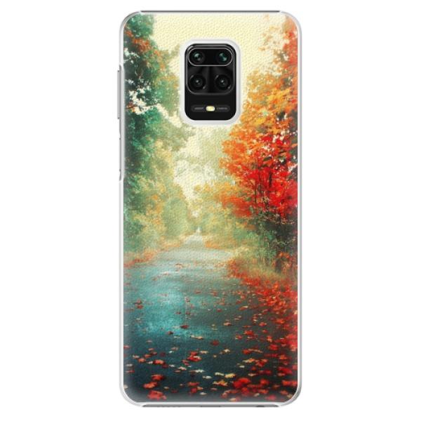 Plastové pouzdro iSaprio - Autumn 03 - Xiaomi Redmi Note 9 Pro / Note 9S