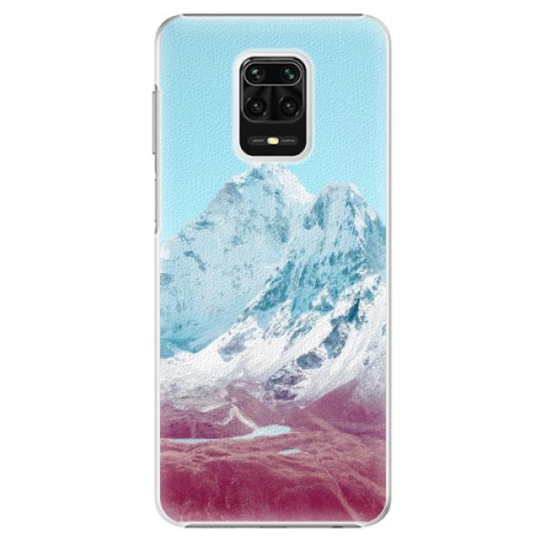 Plastové pouzdro iSaprio - Highest Mountains 01 - Xiaomi Redmi Note 9 Pro / Note 9S