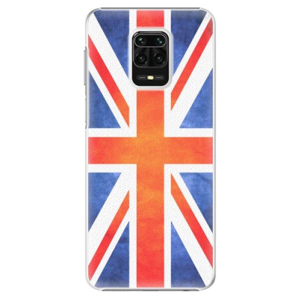 Plastové pouzdro iSaprio - UK Flag - Xiaomi Redmi Note 9 Pro / Note 9S