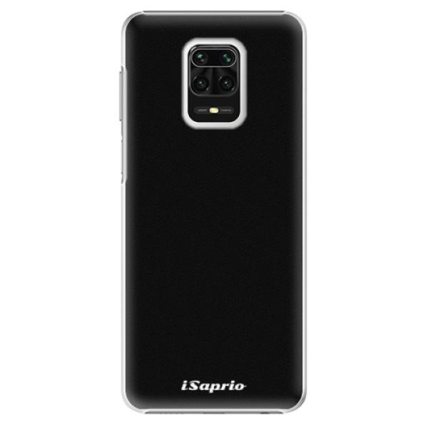 Plastové pouzdro iSaprio - 4Pure - černý - Xiaomi Redmi Note 9 Pro / Note 9S