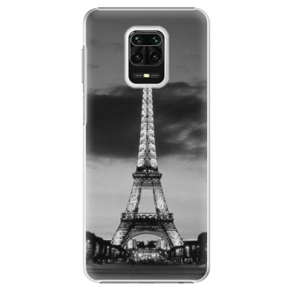 Plastové pouzdro iSaprio - Midnight in Paris - Xiaomi Redmi Note 9 Pro / Note 9S