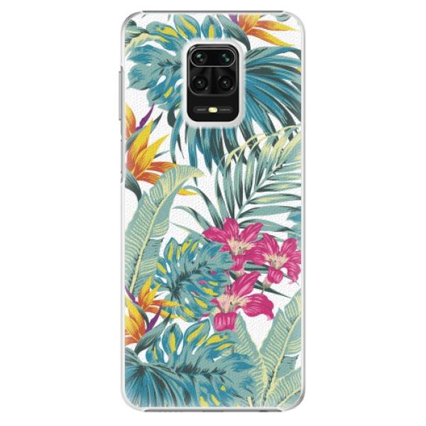 Plastové pouzdro iSaprio - Tropical White 03 - Xiaomi Redmi Note 9 Pro / Note 9S