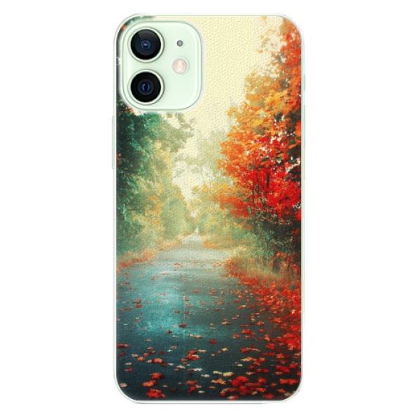Plastové pouzdro iSaprio - Autumn 03 - iPhone 12 mini