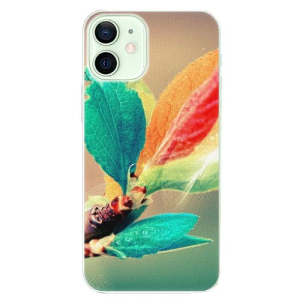 Plastové pouzdro iSaprio - Autumn 02 - iPhone 12 mini