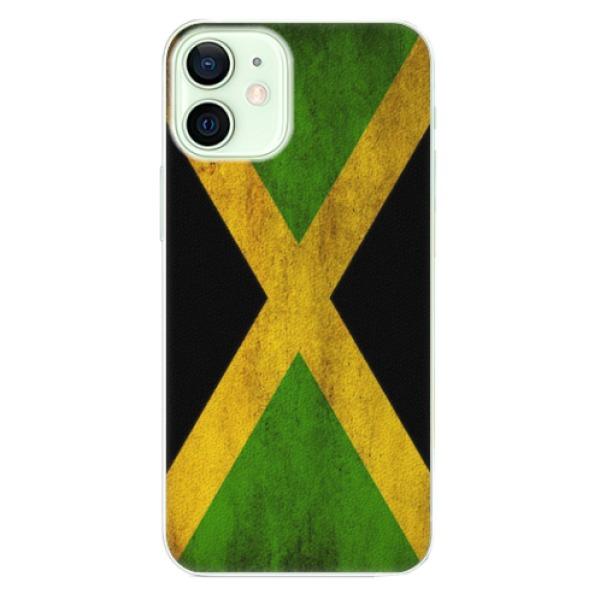 Plastové pouzdro iSaprio - Flag of Jamaica - iPhone 12 mini