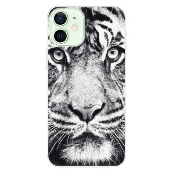 Plastové pouzdro iSaprio - Tiger Face - iPhone 12 mini