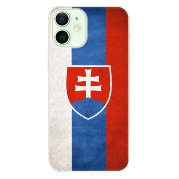 Plastové pouzdro iSaprio - Slovakia Flag - iPhone 12 mini