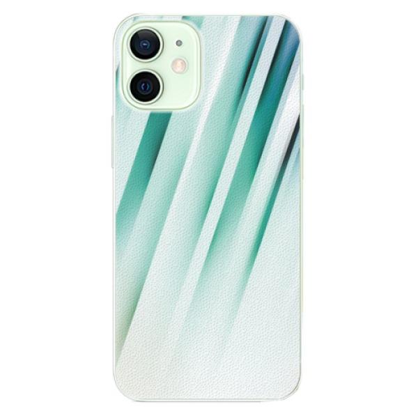 Plastové pouzdro iSaprio - Stripes of Glass - iPhone 12 mini