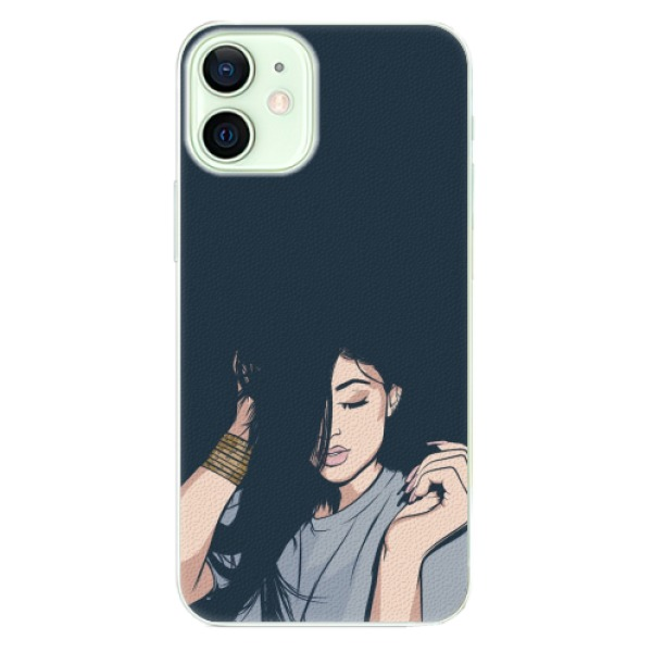 Plastové pouzdro iSaprio - Swag Girl - iPhone 12 mini