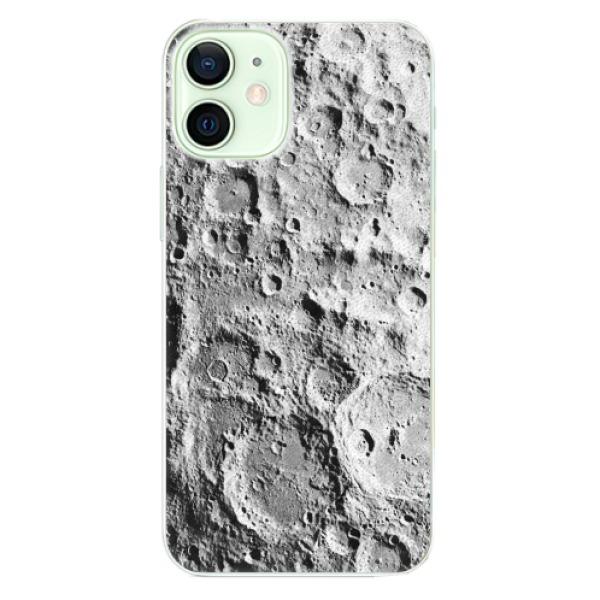 Plastové pouzdro iSaprio - Moon Surface - iPhone 12 mini