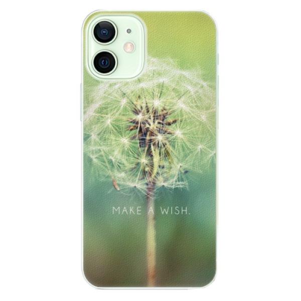 Plastové pouzdro iSaprio - Wish - iPhone 12 mini