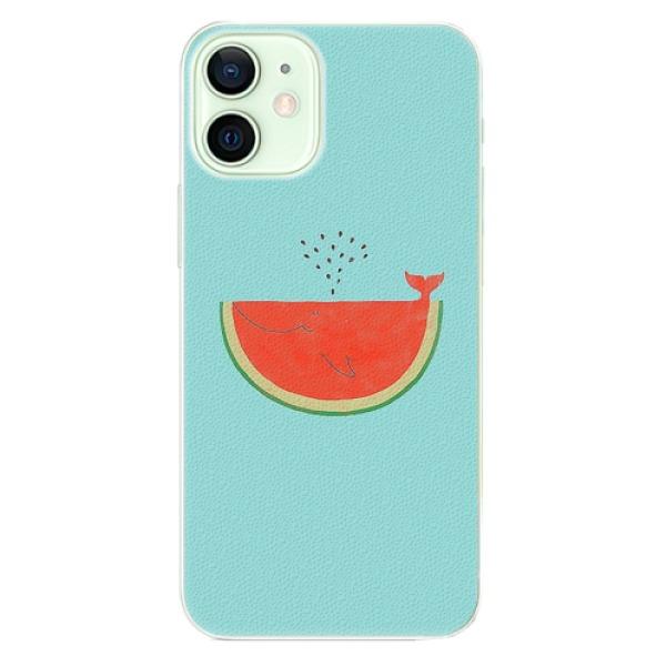 Plastové pouzdro iSaprio - Melon - iPhone 12 mini