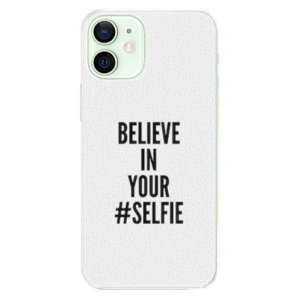 Plastové pouzdro iSaprio - Selfie - iPhone 12 mini