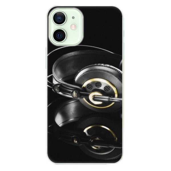 Plastové pouzdro iSaprio - Headphones 02 - iPhone 12