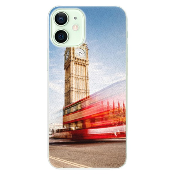 Plastové pouzdro iSaprio - London 01 - iPhone 12