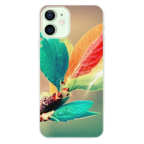 Plastové pouzdro iSaprio - Autumn 02 - iPhone 12