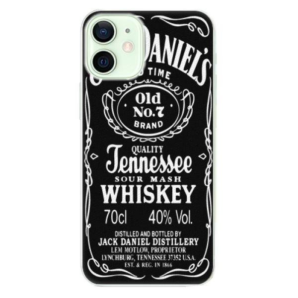 Plastové pouzdro iSaprio - Jack Daniels - iPhone 12