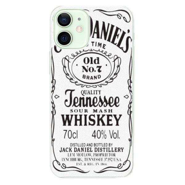 Plastové pouzdro iSaprio - Jack White - iPhone 12