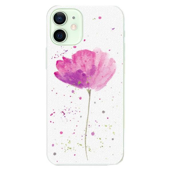Plastové pouzdro iSaprio - Poppies - iPhone 12