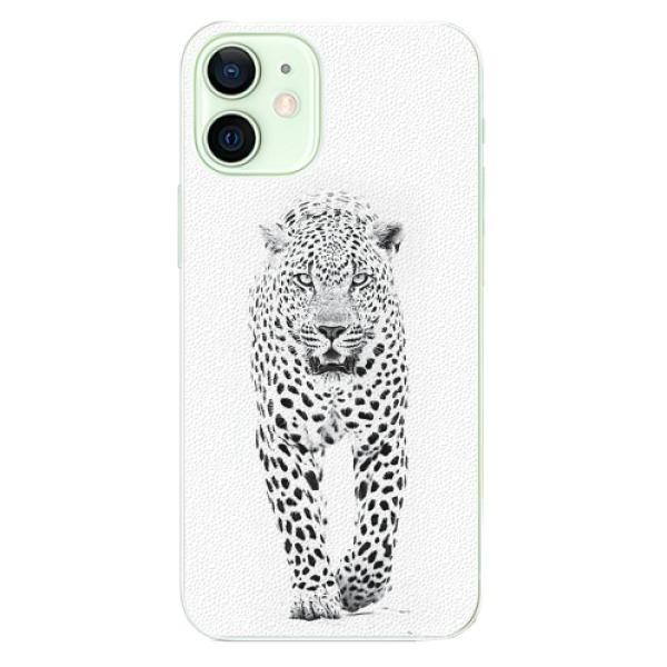Plastové pouzdro iSaprio - White Jaguar - iPhone 12