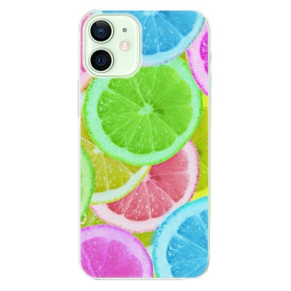 Plastové pouzdro iSaprio - Lemon 02 - iPhone 12