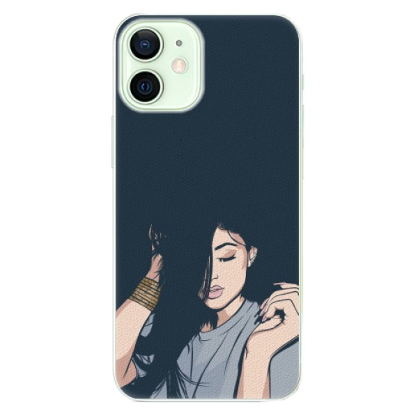 Plastové pouzdro iSaprio - Swag Girl - iPhone 12