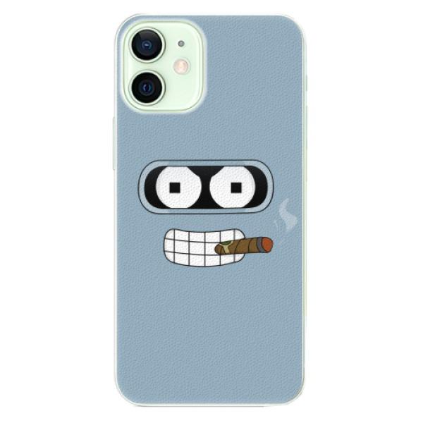 Plastové pouzdro iSaprio - Bender - iPhone 12